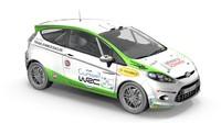 Ford fiesta R2 WRC