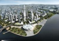 city planning 042 3d model