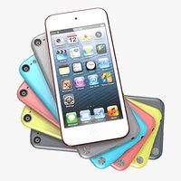 3d ipod touch set