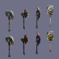 3d blade fantasy