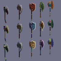blade fantasy 3d model
