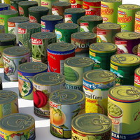canned food max