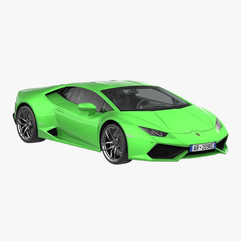 Lamborghini Huracan Rigged 3d model 00.jpg