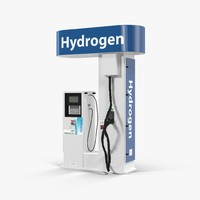 s max hydrogen fuel station