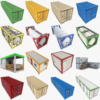 mega container great 3d 3ds