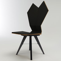3ds paul dixon chair