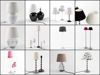 3d ikea lamp model
