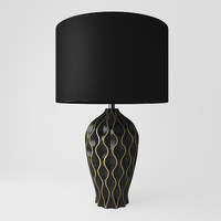 3d 3ds table lamp