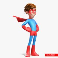 super hero max