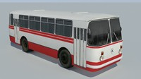 3ds laz-695n bus