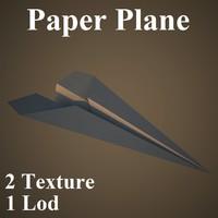 max paper plane