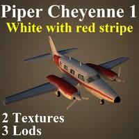 3d piper 1 wre