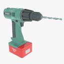 electric screwdriver 3D models