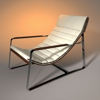 hopper chair 3d 3ds