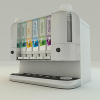 CARTRIDGE DRINK DISPENSER