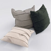 3ds max pillows