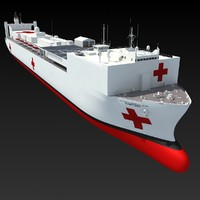 3ds usns comfort t-ah-20 hospital