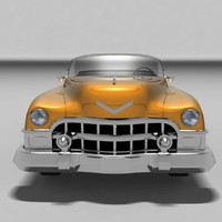 1953 cadillac eldorado car 3ds