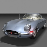 1961 jaguar Car