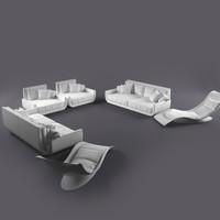 max sofa realistic super