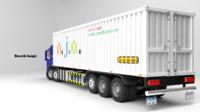 blend truck box