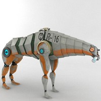 hyena robot max free