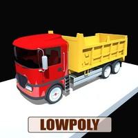 max tipper truck