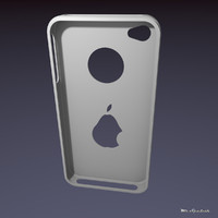 3ds max iphone 4 case
