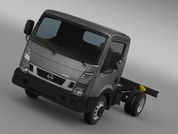 Nissan NT400 Cabstar 2014 Chassi