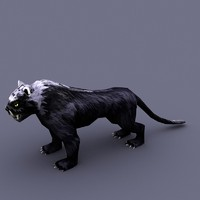 3d model of low-poly
