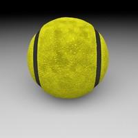 dirty tennis ball blend