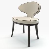 3d chair italian model