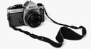 slr camera 3D models