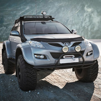3d arctic trucks suv model