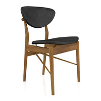 3d finn juhl 108 chair model