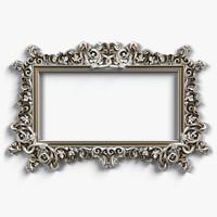 obj frame designed