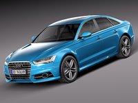 Audi A6 Sedan 2015