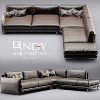 3d sofa dandy home model