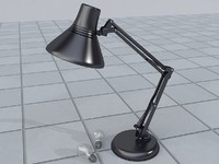 office lamp 3d model