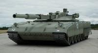 3d 3ds russian t14 armata battle tank