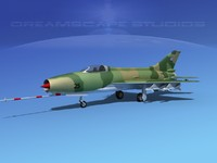 mig-21 fishbed jet fighter max