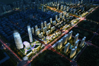 3d model city planning 062