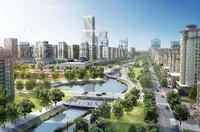 city planning 063 3d model