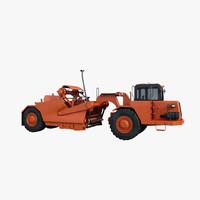 Tractor Scraper