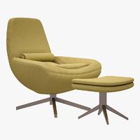 fbx metropolitan chair b