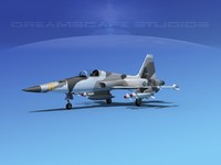 f-5 fighter northrop 3d 3ds