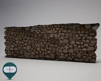 3ds max materials wall