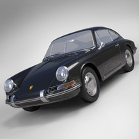 Porsche 911 coupe 1964