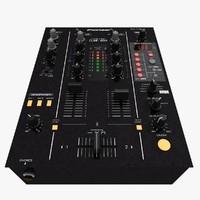 3d model pioneer mixer