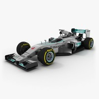 mercedes mgp w06 3ds